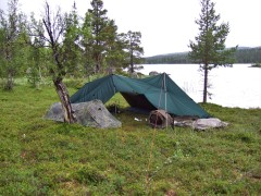 Zelte <3 Personen
