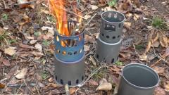 Trockenbrennstoffkocher